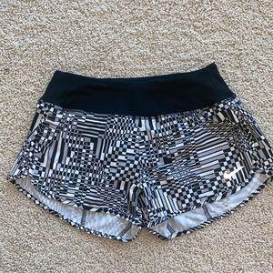 Women's Nike Dri-fit running shorts-XS